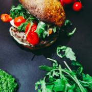ITALO è un hamburger senza glutine da ordinare in delivery